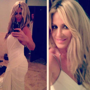 Kim Zolciak Says Smoking Photos Aren't Recent, Issues Cease and Desist Letter