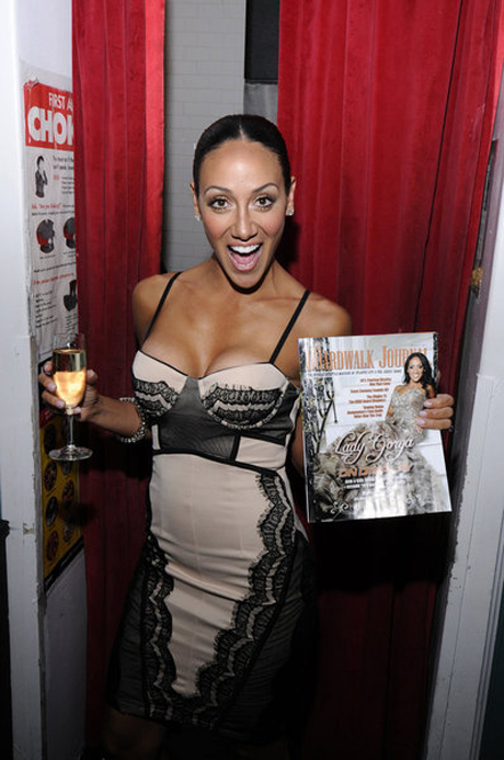 Melissa Gorga Talks About Filming Her First Music Video