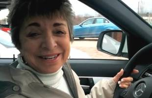 Son Buys His 70-Year-Old Mom a Mercedes for Her Birthday — So Heartwarming! (VIDEO)
