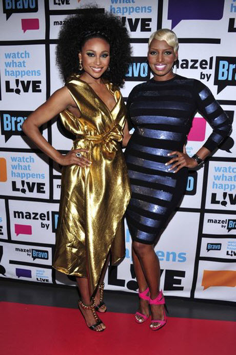 Cynthia Bailey's Doll Will Have an Afro!