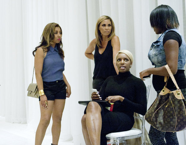 Is NeNe Leakes Leaving RHoA Because of New Spin-Off?