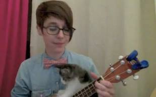 DeAnne Smith's 'Nerdy Love Song' With Bonus Attack Is Our Everything (VIDEO)