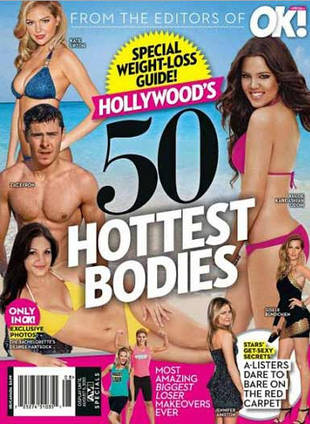 Bachelorette Desiree Hartsock Lands OK! Magazine Hottest Bodies Cover