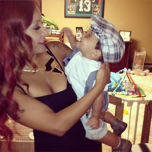 "Snooki Is Having a ""Heart Attack"" Over Lorenzo Doing WHAT?!"
