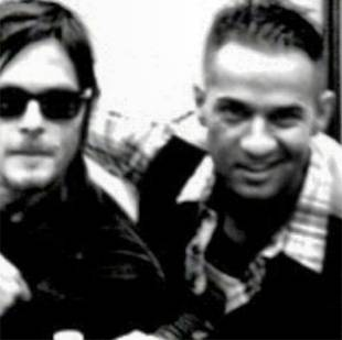 The Situation Hung Out With The Walking Dead's Norman Reedus! (PHOTO)