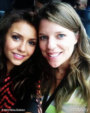 Vampire Diaries' Caroline Dries on Damon and Elena at Comic-Con 2013