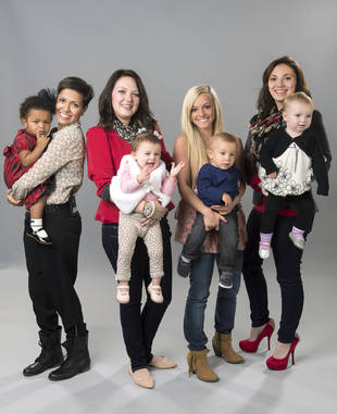 Teen Mom 3 Official Cast Picture Revealed! (PHOTO)