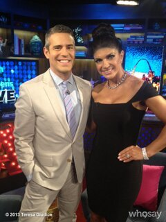 Is Teresa Giudice Being Paid For Making Appearances?