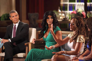 Dr. V Insults Teresa Giudice (VIDEO)