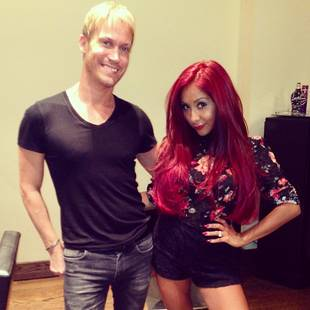Snooki Debuts Dramatic New Look — What Did She Do To Her Hair?! (PHOTO)