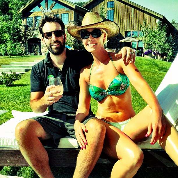 Katherine Heigl's Bikini Body: Former Grey's Anatomy Star Celebrates July 4th! (PHOTO)