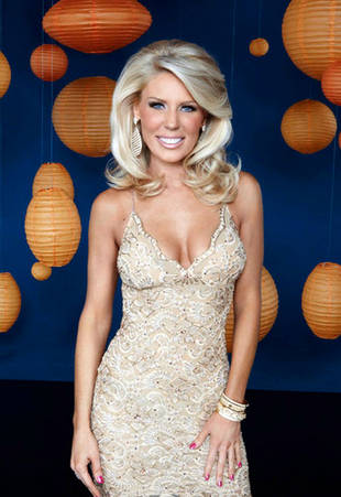 "Gretchen Rossi Upset by ""Backstabbing"" and ""Crap Talking"" in Dress Shop Episode"
