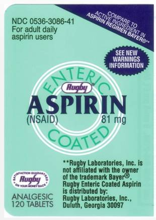 Baby Aspirin Recall: What You Need to Know