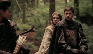 Once Upon a Time Season 3: Julian Morris, Sarah Bolger, and Jamie Chung Return! (PHOTO)