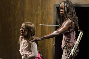 The Walking Dead Season 4: Will Michonne's Obsession With The Governor Hurt Her?