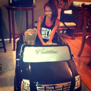 Snooki Gets a New Car — Check Out Her Surprising New Wheels! (PHOTO)