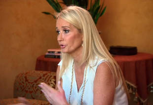 Kim Richards on Her Anxiety Disorder, Rehab, and Regret