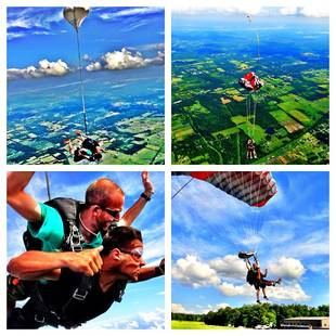 Ronnie Magro Jumps Out of a Plane — Watch His Crazy Stunt! (VIDEOS)