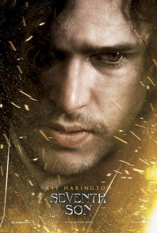 Game of Thrones' Kit Harington: Poster and Trailer for New Film, Seventh Son