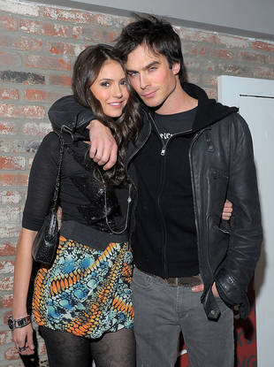 Ian Somerhalder and Nina Dobrev Split: Will It Affect Vampire Diaries?