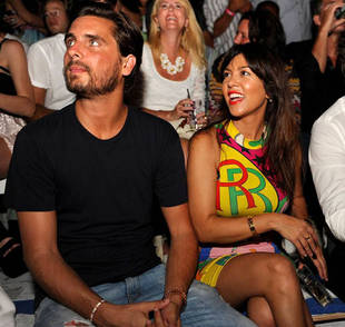 Kourtney Kardashian and Scott Disick Fight Split Rumors — Exclusive