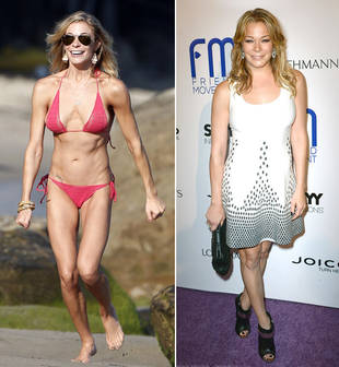 LeAnn Rimes Debuts Curvier New Figure: See Her Transformation