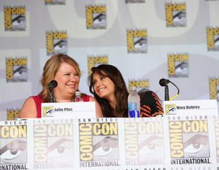 Julie Plec Talks The Originals, Klaus, and Caroline at 2013 Comic-Con
