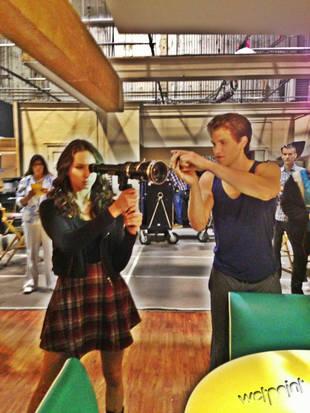 Pretty Little Liars Season 4, Episode 15 Spoiler: Spoby First Look — Exclusive Photo!