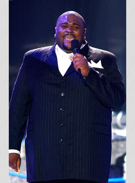Former American Idol Ruben Studdard Going On The Biggest Loser
