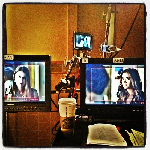 Pretty Little Liars Season 4 Summer Finale Spoiler: Paily Scene! (PHOTO)