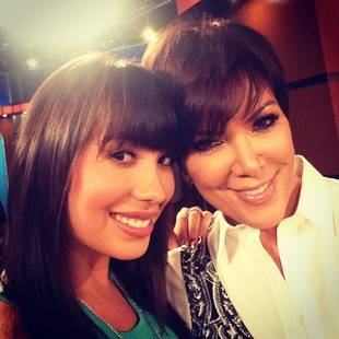 Cheryl Burke Hung Out With WHICH Reality TV Star?! You May Be Surprised (PHOTO)