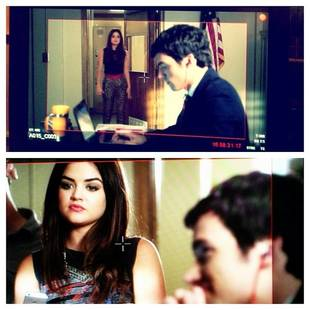 Pretty Little Liars Spoilers: Ezria Scene in Season 4, Episode 15! (PHOTO)