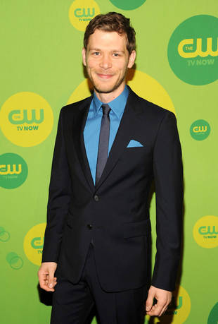 What Will Klaus Name His Baby? Joseph Morgan Reveals His Pick at 2013 Comic-Con