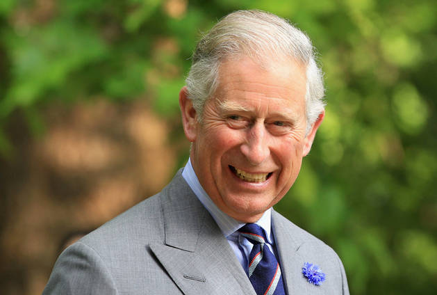"""Prince Charles: """"I Am Enormously Proud and Happy to Be a Grandfather"""""""