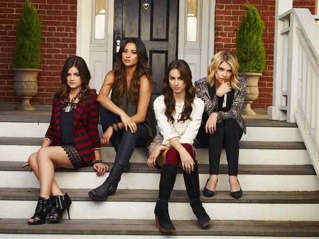 "Pretty Little Liars Summer Finale Script Spoiler Hints at ""World War 'A'"""
