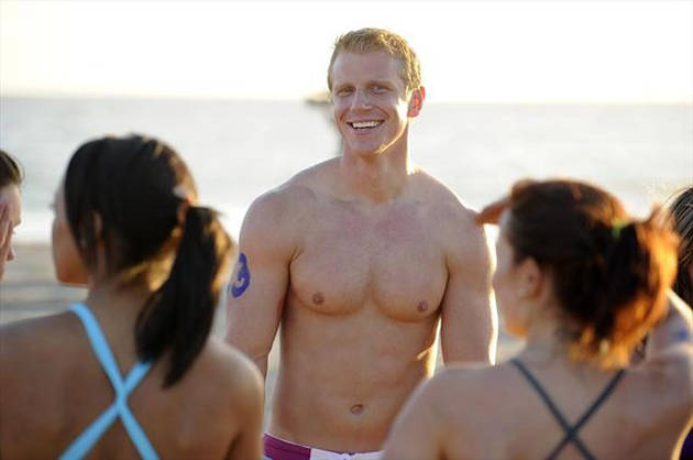 Sean Lowe Throws Smack at Shirtless Gratuity on Instagram