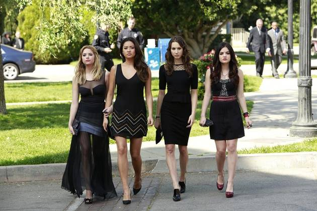 Pretty Little Liars Season 4 Filming on Hiatus Until July 8