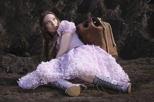 Once Upon a Time in Wonderland Premieres on October 10, 2013