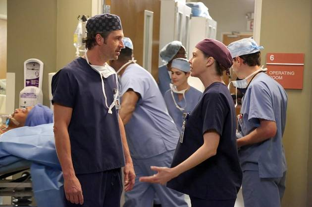 Grey's Anatomy Season 10 Spoilers: Patrick Dempsey Says Superstorm Still Happening in Premiere