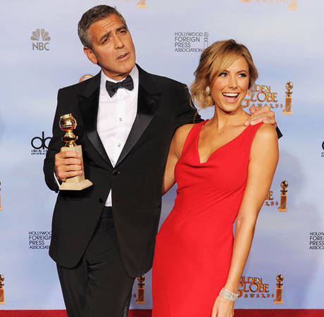 How and Why George Clooney and Stacy Keibler Split Up: New Details