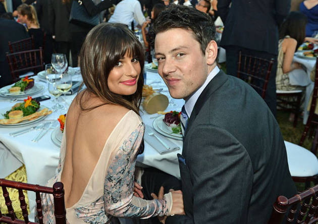 """Lea Michele Trying to """"Envision Her Future"""" Without Cory Monteith — Report"""
