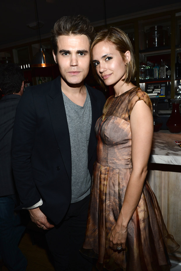 Paul Wesley and Torrey DeVitto Divorce: Watch Their Cutest Videos