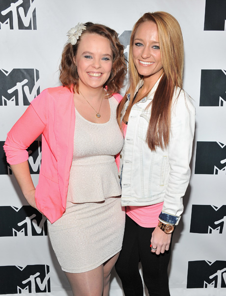 Catelynn Lowell and Tyler Baltierra Help Support Maci Bookout's Charity!