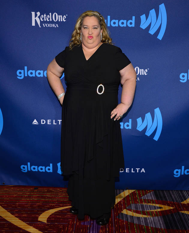 Mama June Reveals Her Celebrity Crush — Who's The Lucky Reality Star Stud? (PHOTO)