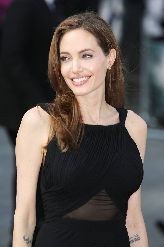 Angelina Jolie Tops Forbes' Highest-Paid Actresses List