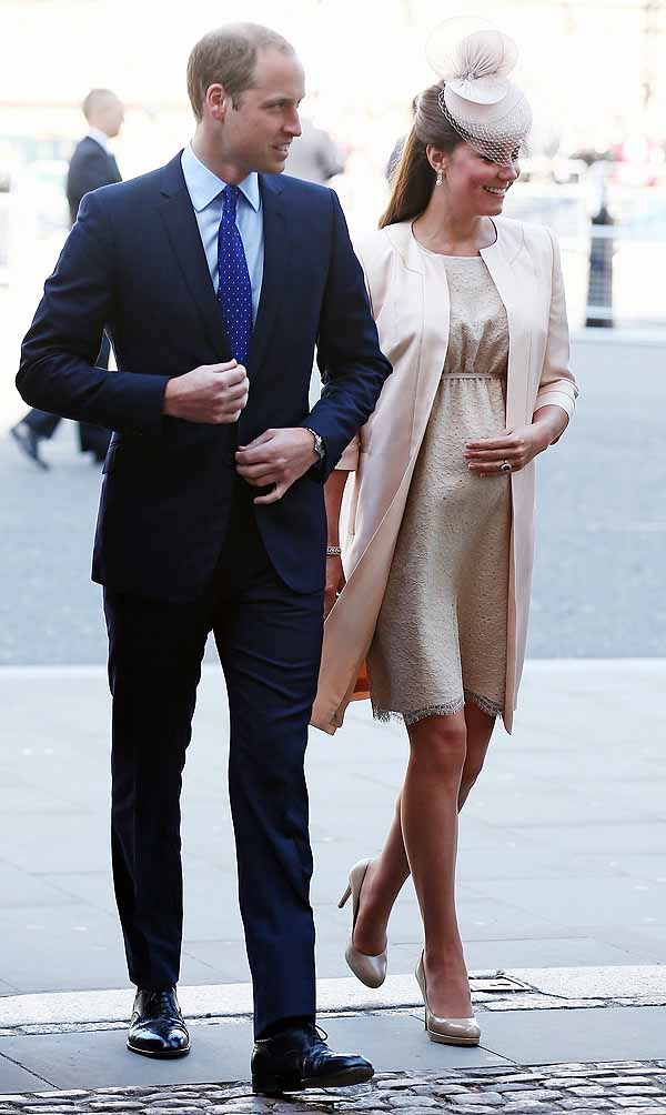 Kate Middleton Birth: Who Will Be the Baby Boy's Godparents?