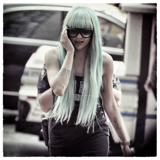 Amanda Bynes to Face Criminal Charges For Starting Fire?