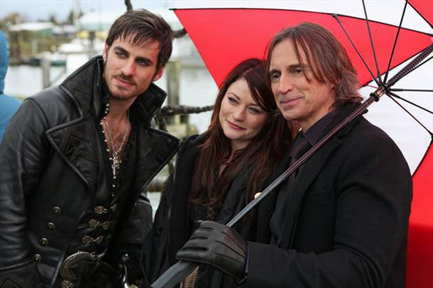 Once Upon a Time Season 3 Starts Production Today — Stars React!