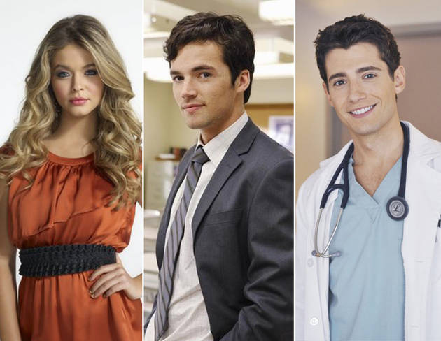 "Who Is ""A""? Our Top 3 Suspects From Pretty Little Liars Season 4, Episode 8"