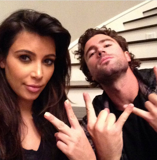 Brody Jenner Admits He Lied — He Knew North West's Name All Along